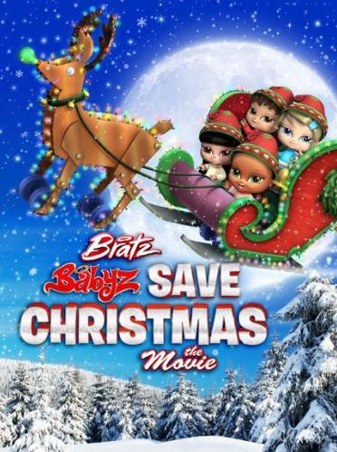 Bratz Babyz: Save Christmas! (2008)