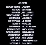 Dead Presidents 1995 Credits Part 1
