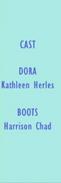 Dora the Explorer Episode 92 2006 Credits 1