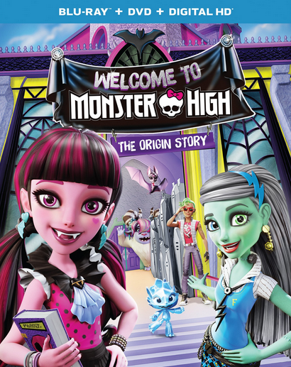 Welcome to Monster High (2016)