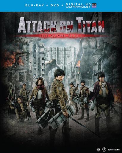 Attack on Titan The Movie Part 2 (2016)