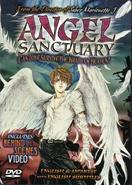 Angel Sanctuary 2001 DVD Cover