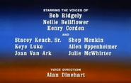 Thundarr the Barbarian 1980 Credits