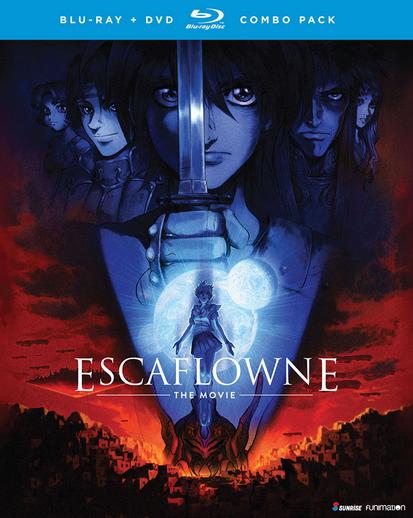 Escaflowne: The Movie (2002)