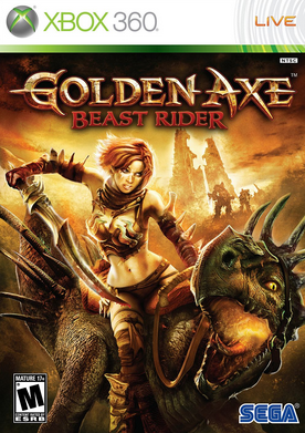 Golden Axe: Beast Rider (2008)
