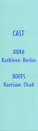Dora the Explorer Episode 20 2001 Credits 1