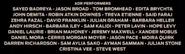 The Mummy 2017 Credits