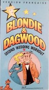 Blondie & Dagwood: Second Wedding Workout (1989)