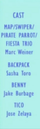 Dora the Explorer Episode 37 2002 Credits 2
