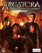 Arcatera The Dark Brotherhood 2000 Game Cover