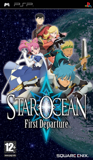 Star Ocean: First Departure (2008)