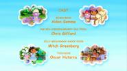 Dora the Explorer Episode 154 2013 Credits 2