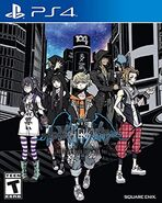 Neo The World Ends with You 2021 Game Cover