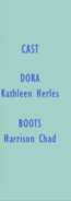 Dora the Explorer Episode 70 2003 Credits 1