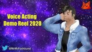 Voice Acting Demo Reel 2020