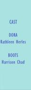 Dora the Explorer Episode 73 2004 Credits 1
