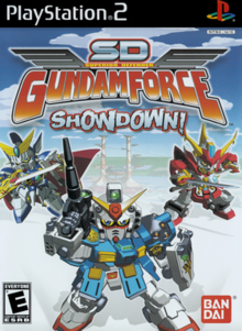 SD Gundam Force Showdown! 2004 Game Cover.PNG