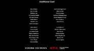 The Twelve 2020 Credits Part 2