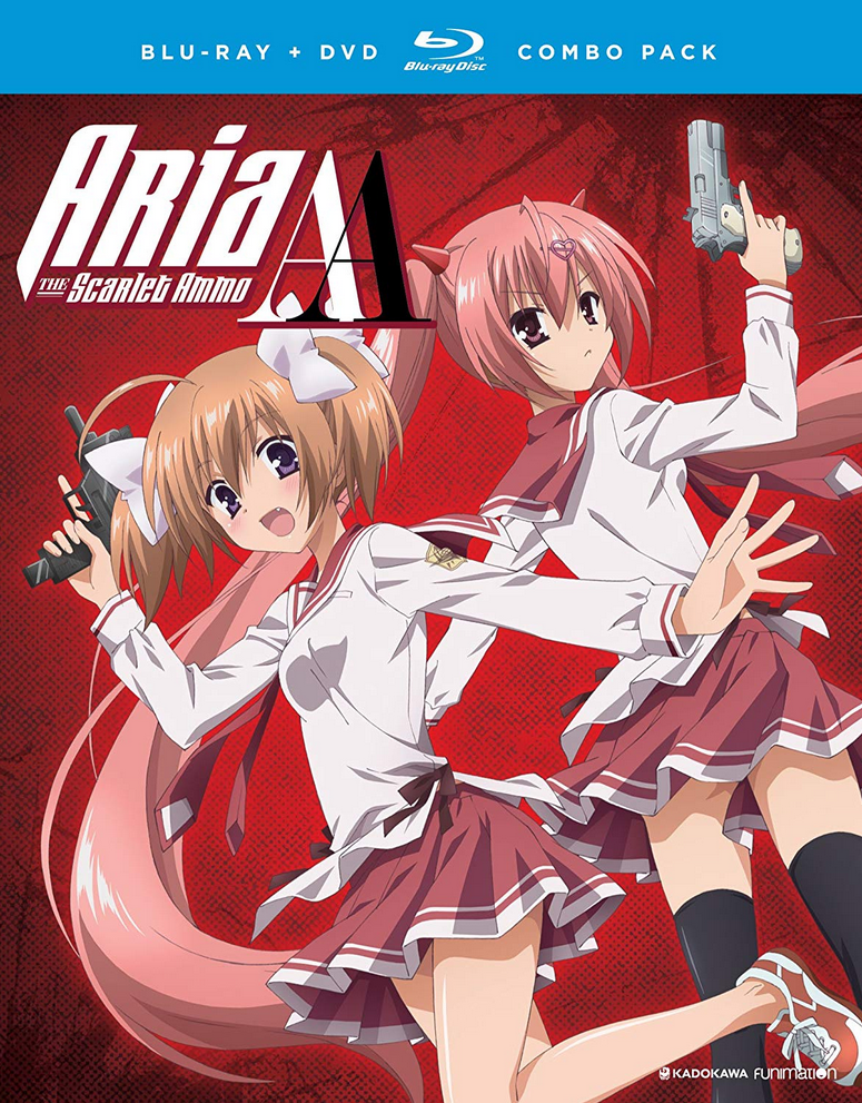 Aria the Scarlet Ammo AA (2017)