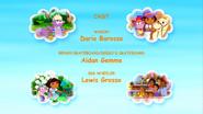 Dora the Explorer Episode 151 2013 Credits 2