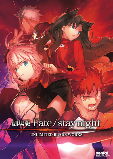 Fate/stay night: Unlimited Blade Works (2012)