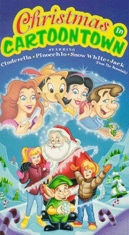 Christmas in Cartoontown (1996)