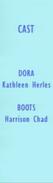 Dora the Explorer Episode 18 2000 Credits 1