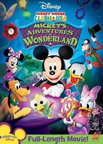 Disney Mickey Mouse Clubhouse: Mickey's Adventures in Wonderland (2009)