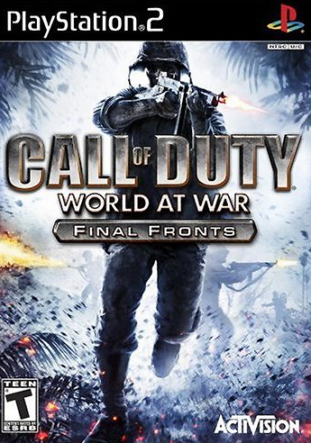 Call of Duty: World at War: Final Fronts (2008)