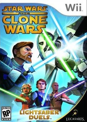 Star Wars: The Clone Wars: Lightsaber Duels (2008)