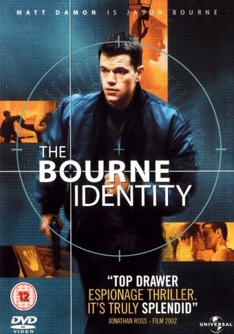 The Bourne Identity 2002 English Voice Over Wikia Fandom