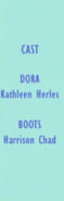 Dora the Explorer Episode 89 2005 Credits 1