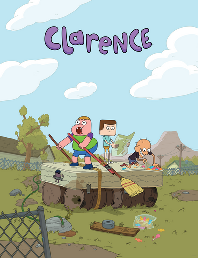 Clarence (2014 Pilot)