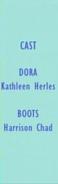 Dora the Explorer Episode 32 2002 Credits 1