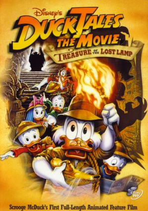 Disney's DuckTales The Movie: Treasure of the Lost Lamp (1990)