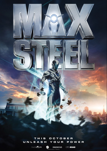 Max Steel 2016 DVD Cover.png