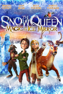 The Snow Queen 2 Magic of the Ice Mirror 2014 DVD Cover.PNG