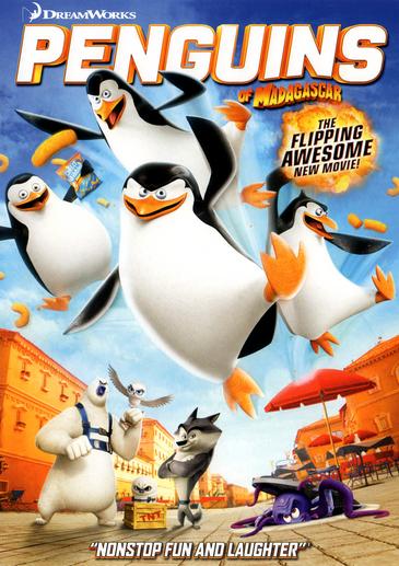 Penguins Of Madagascar 2014 English Voice Over Wikia Fandom