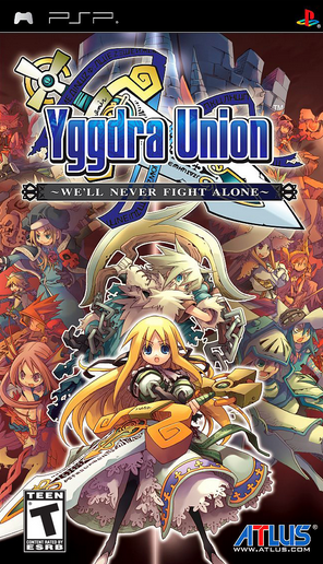 Yggdra Union: We'll Never Fight Alone (2008)
