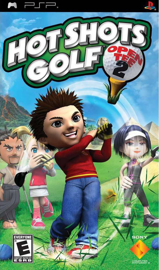 Hot Shots Golf: Open Tee 2 (2008)