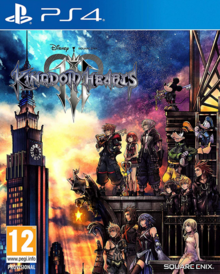 Kingdom Hearts III 2018 Game Cover.PNG