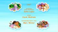 Dora the Explorer Episode 147 2013 Credits 3