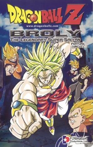 Dragon Ball Z: Broly: The Legendary Super Saiyan (2003)
