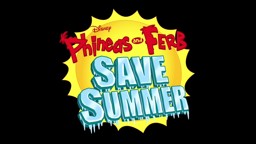 Disney Phineas and Ferb: Save Summer (2014)