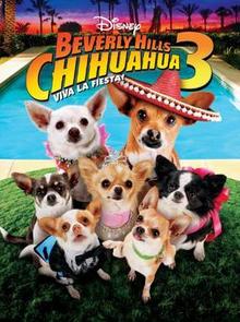 Disney Beverly Hills Chihuahua 3 Viva la Fiesta! 2012 DVD Cover.PNG