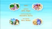 Dora the Explorer Episode 135 2012 Credits 3