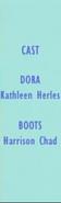 Dora the Explorer Episode 40 2002 Credits 1