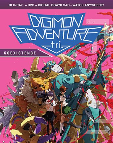 Digimon Adventure tri.: Coexistence (2018)