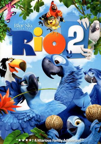 Rio 2 2014 English Voice Over Wikia Fandom