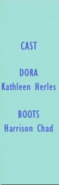 Dora the Explorer Episode 38 2002 Credits 1